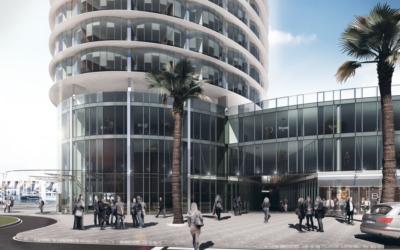 El Ayuntamiento insta a las administraciones a agilizar trámites del hotel del puerto (La Opinión de Málaga)