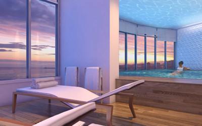 La Torre del Puerto de Málaga tendrá 352 habitaciones de uso exclusivo hotelero