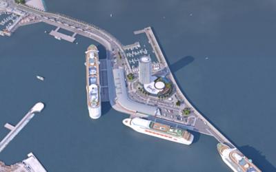 'Más sobre la torre del Puerto' (artículo de Manuel Castillo, director de SUR)