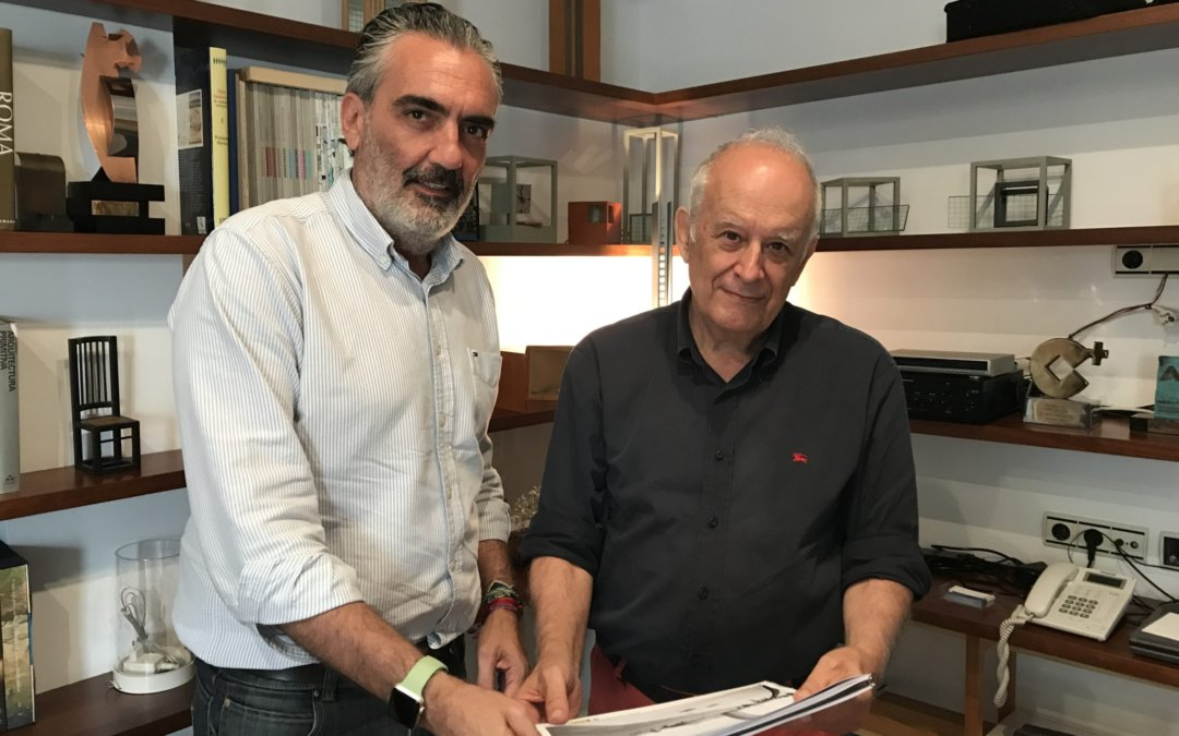 Aehcos muestra su apoyo al hotel de la Torre del Puerto de Málaga