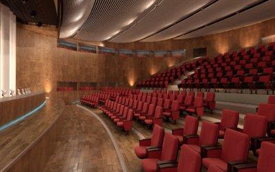 La Torre del Puerto tendrá un auditorio y salón de congresos para 1.000 espectadores