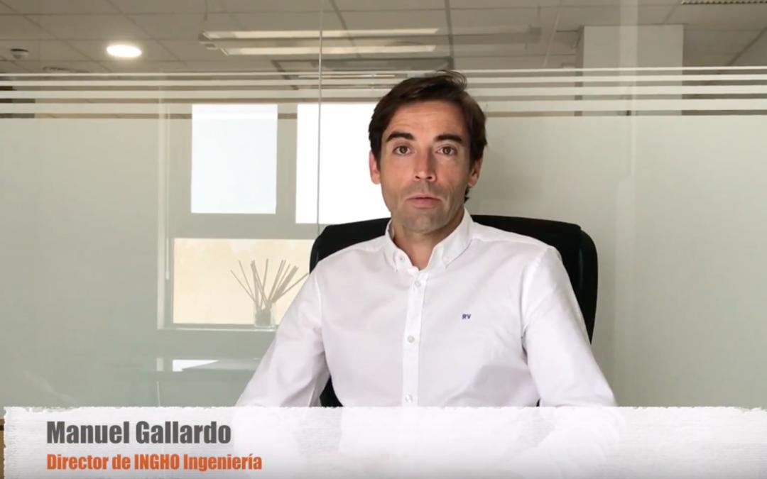 Entrevista con Manuel Gallardo, director de la consultora malagueña de ingeniería INGHO