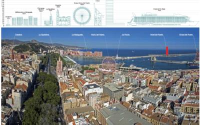 Los plazos y las mentiras de la torre del puerto (artículo en diario SUR)