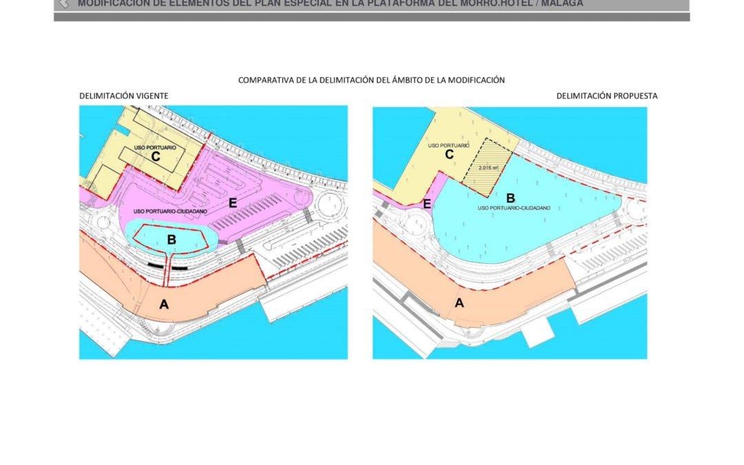 El proyecto de la Torre del Puerto avanza con la aprobación inicial