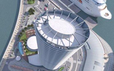 El grupo catarí renueva el aval hasta 2021 y sigue adelante con la torre del Puerto de Málaga