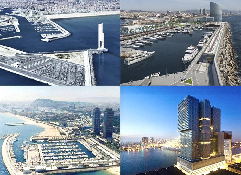 Encuesta del Proyecto Torre del Puerto de Málaga