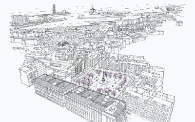 Urbanismo tumba la mayoría de las alegaciones y sigue adelante con la Torre del Puerto | Diario Sur