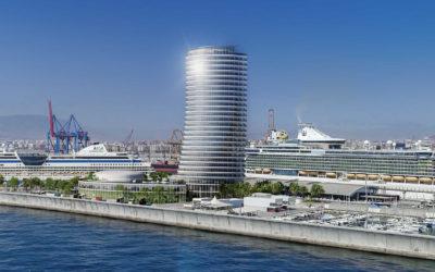 El alcalde defiende la Torre del Puerto como una «oportunidad» para Málaga