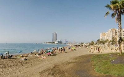 Vistas panorámicas del Hotel desde la Ciudad y el Puerto