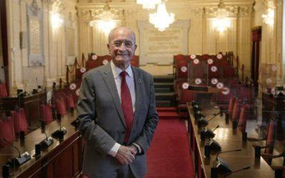 Extracto de la entrevista al Alcalde de Málaga